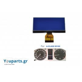 Display LCD for Mercedes A-CLASS W169