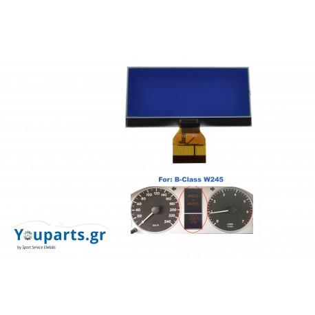 Οθόνη καντράν LCD Mercedes-Benz B-CLASS W245