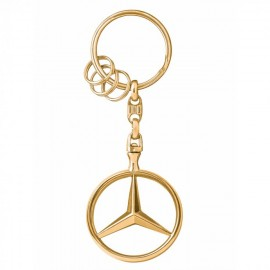 Μπρελόκ Mercedes-Benz Brussel gold