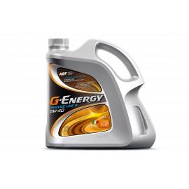 Engine oil 5W-40 4L GAZPROM G-ENERGY