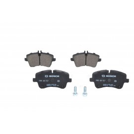Front brake pads BOSCH 0986424517