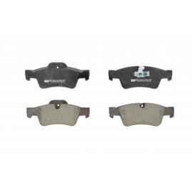 Rear brake pads FERODO FDB1831