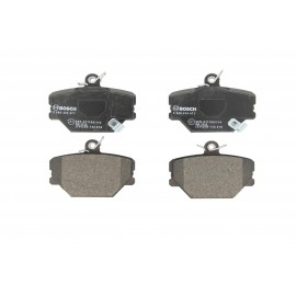Front brake pads BOSCH 0986242471