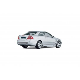 Lorinser roof spoiler with gps CLK W209 L488020930