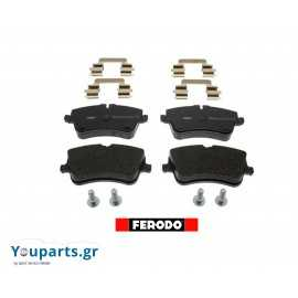 Brake pads front Ferodo Mercedes C W203, CLK W209, SLK 200 R171