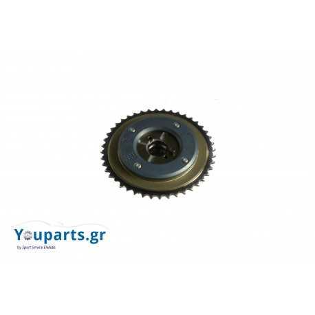 Μεταβλητό γρανάζι εισαγωγής εκκεντροφόρου γνήσιο Mercedes-benz A2710500800