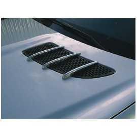 Γρύλιες για καπό Mercedes SLK R171